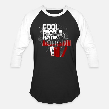 Accordion Accordion - Baseball T-Shirt