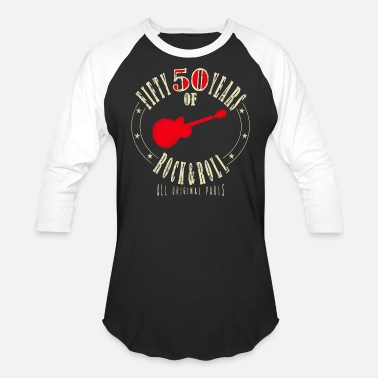 50th Birthday 50th Birthday T-Shirt - Baseball T-Shirt