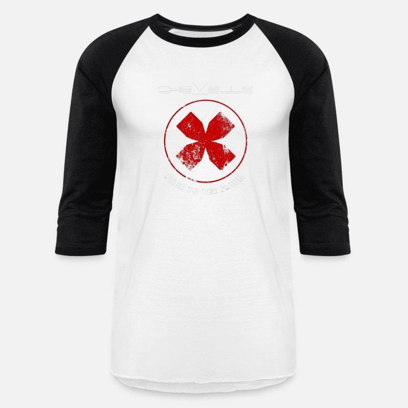 Chevelle Unisex Baseball T Shirt