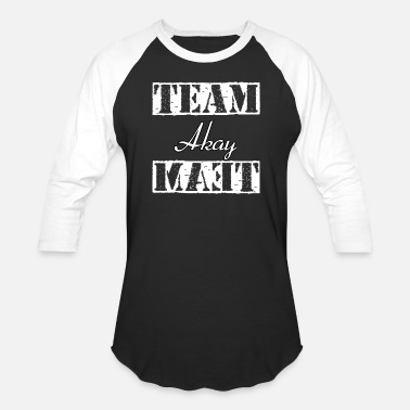 Akay Team Akay - Baseball T-Shirt