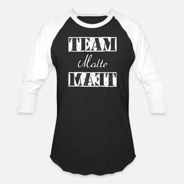 Malt Team Malte - Baseball T-Shirt