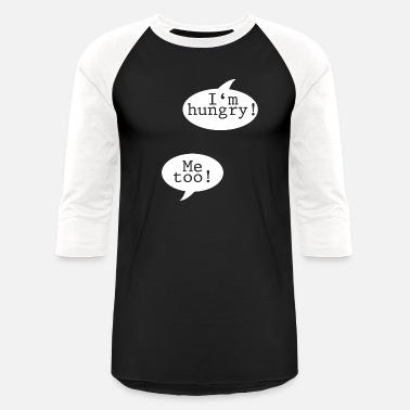 b9a6e42f Baby Bump Pregnant Pregnancy baby baby bump gift - Unisex Baseball T-Shirt