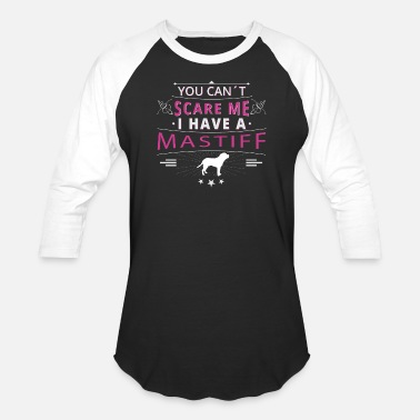Mastiff Dog Mastiff - Baseball T-Shirt