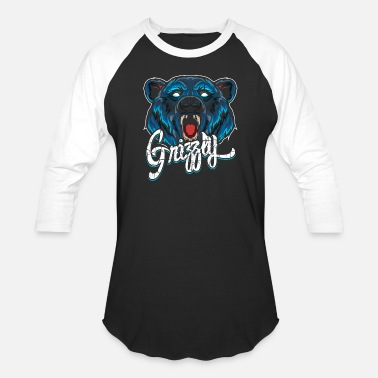 Grizzly Grizzly Modern - Baseball T-Shirt