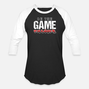 Game BE THE GAME CHANGER - Unisex Baseball T-Shirt