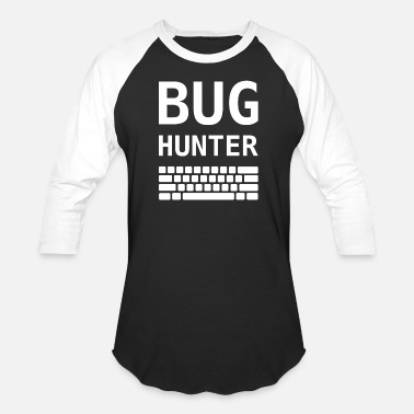 Bug bug hunter - Baseball T-Shirt