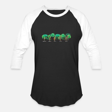 Reverse Evolution reversed - Baseball T-Shirt