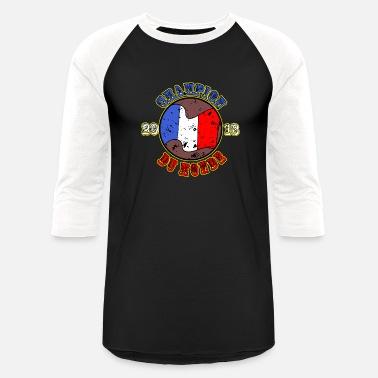Shop Champions Du Monde T Shirts Online Spreadshirt