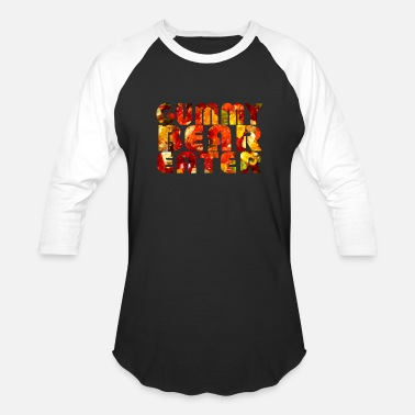 Gummy Gummy Bear Later - Unisex Baseball T-Shirt