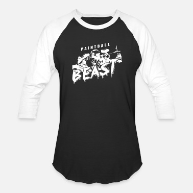 Legends Monster Paintball Monster Legend Shooter Gift Idea - Baseball T-Shirt