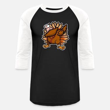 7e2771e164 Turkey Nurse Thanksgiving Nurse Turkey Nurses Funny Hostpital - Unisex  Baseball T-Shirt