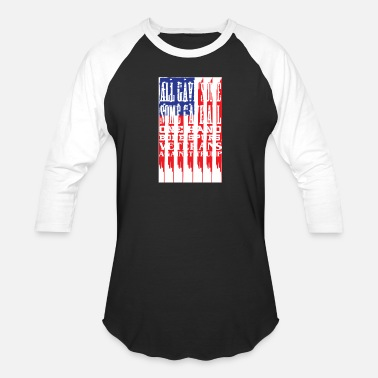 Unselfish Veterans Against Trump Shirt - Baseball T-Shirt
