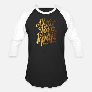 Merch Kpop KPOP Love - Baseball T-Shirt