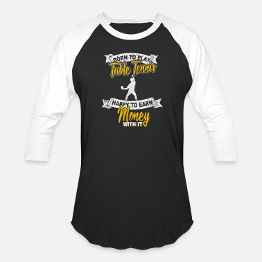 Table Tennis Tournament Table Tennis Player Gift player tournament - Baseball T-Shirt