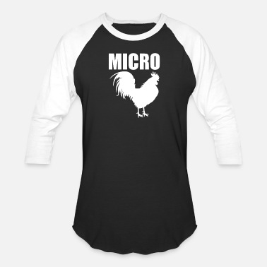 Dick Rooster Micro Cock Penis Adult Sex Rooster Dick Huge Small - Baseball T-Shirt