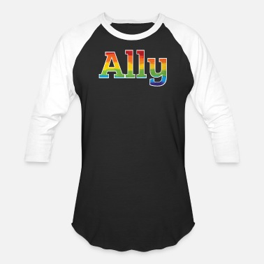 Lgbt LGBT Support and GAY Rights - Unisex Baseball T-Shirt