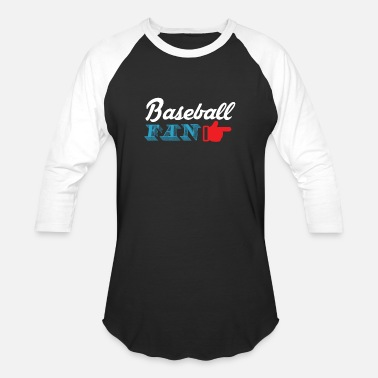 BASEBALL FAN - Perfect Baseball Gift Idea - Dad - Unisex Baseball T-Shirt