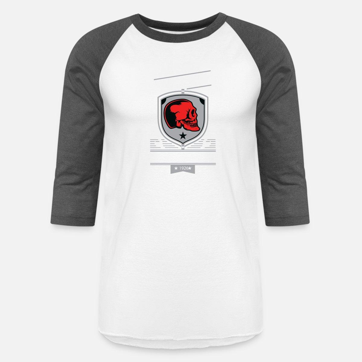 Rock And Roll Custom Service Mechanic Unisex Baseball T Shirt