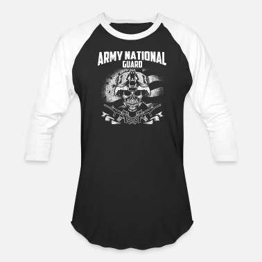 Army National Guard Army national guard - Army national guard - army - Unisex Baseball T-Shirt