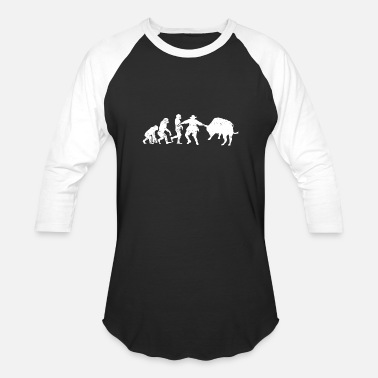 Rodeo Evolution Rodeo - Baseball T-Shirt