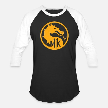 Mortal Mortal Kombat - Video Game - Unisex Baseball T-Shirt