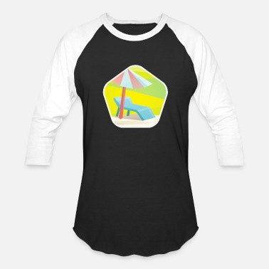 Beach Holiday Beach holidays - Unisex Baseball T-Shirt