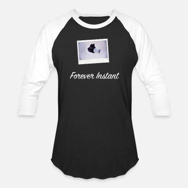 Instant Photography Forever Instant Polaroid Photography Hasselblad - Baseball T-Shirt