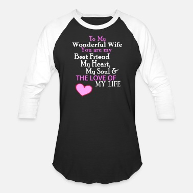 Romantic Romantic - Romantic Verse for Wife on Valentines - Baseball T-Shirt