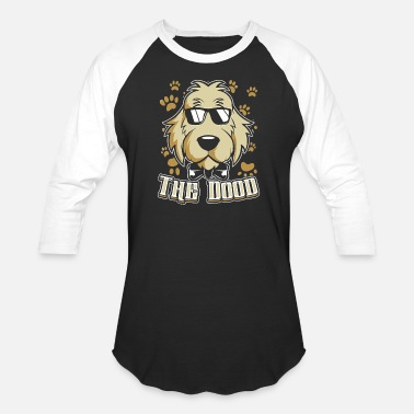 Doods The Dood Cool - Baseball T-Shirt