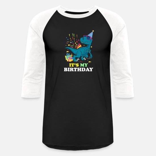 Kids T-shirt Dinosaur Roarsome Age 1 Happy 1st Birthday Funny Present Gift