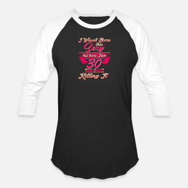 30th Birthday Party Tshirt Cute Year Gift
