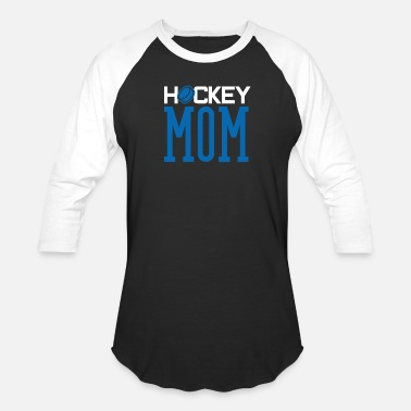 Cool Hockey Mom Hockey Mom - Baseball T-Shirt
