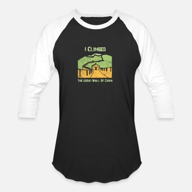 1da9a8bd9 I Climbed The Great Wall Of China T-Shirt Travel A Men's Premium T ...