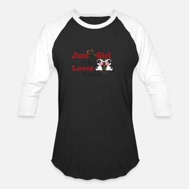 Funny Farm Baby Cows and goats and pigs baby - Funny Cows Designs - Unisex Baseball T-Shirt