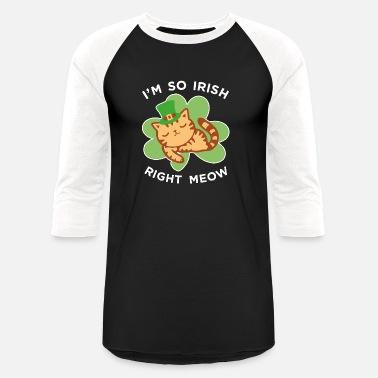 4f4a7368cd I'm So Irish Right Meow Shirt St. Patrick's Day Pa Men's Premium T ...