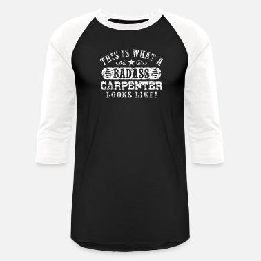Carpenter Men/'s Long Sleeve T-Shirt Carpentry Build Work Job Gift Joke Birthday