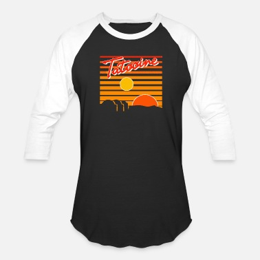 Tatooine Tatooine - Baseball T-Shirt
