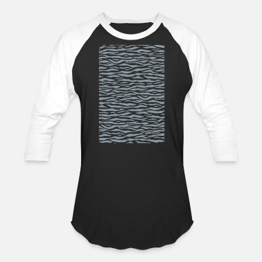 Zebra Stripes Zebra stripes - Baseball T-Shirt