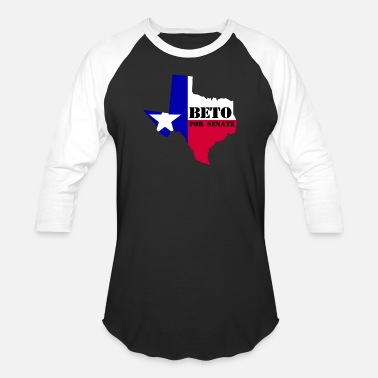 Senate Beto Texas Senate 2018 - Baseball T-Shirt