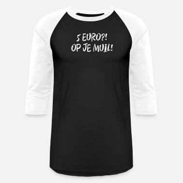 1a83f5536b 5 euro op je muil Men's Premium T-Shirt | Spreadshirt