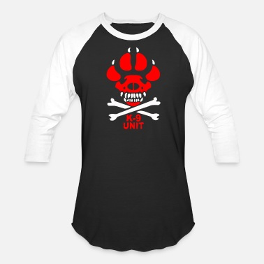 Special K New K 9 Special Unit Police Dog Canine - Baseball T-Shirt