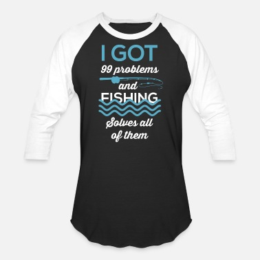 Ireland Fishing t shirt - Baseball T-Shirt