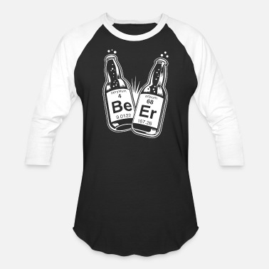 Beer Science Beer Science - Baseball T-Shirt