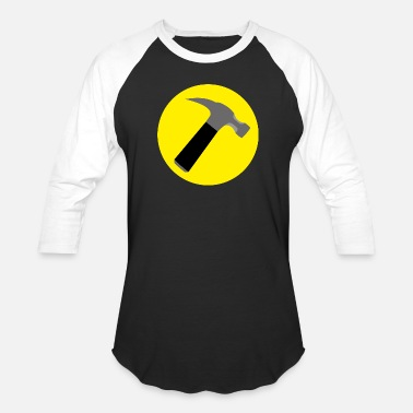 Captain Hammer anyone can be captain hammer - Baseball T-Shirt