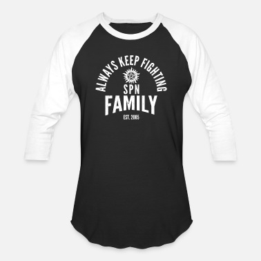 Black Family black family black - Baseball T-Shirt