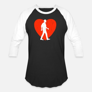 Walk The Walk Walking - Baseball T-Shirt