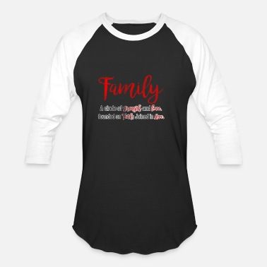 Family Values Family Values - Baseball T-Shirt