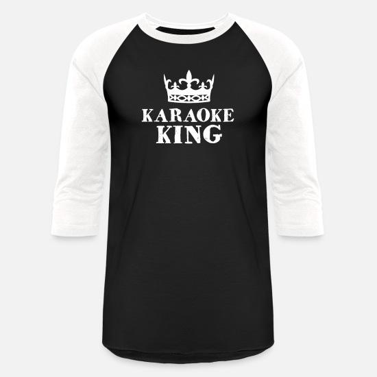 Karaoke King singing singer music song voice song Unisex