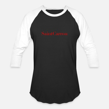 SAINT CARROn - Baseball T-Shirt