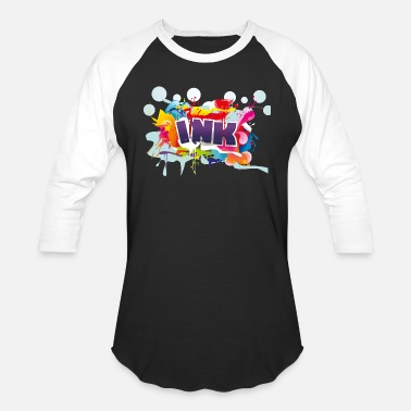 Ink ink - Baseball T-Shirt